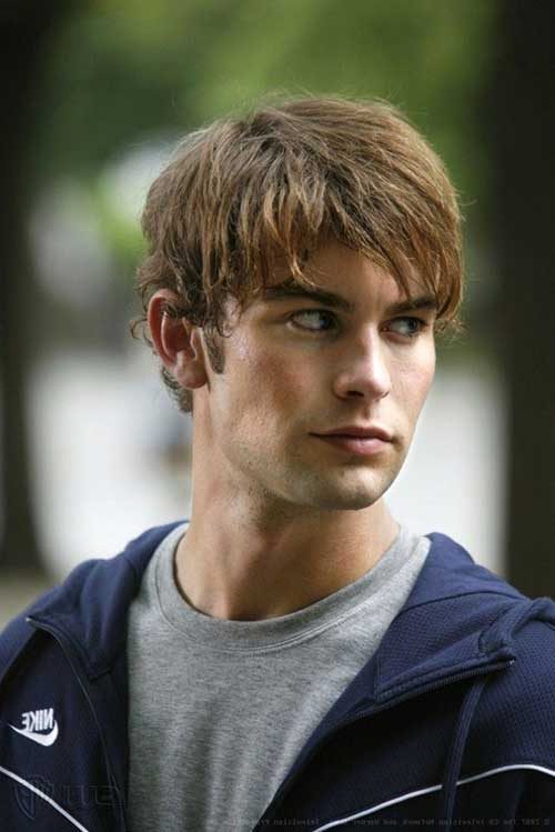 Best Mens Brown Hair Color Style