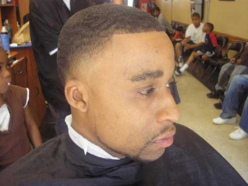 Black Men Short Haircuts