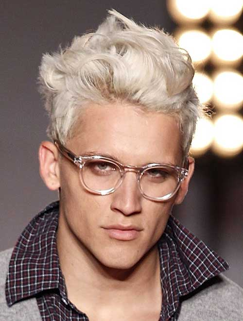 Best Blonde Hair Color Ideas for Men