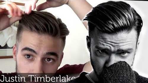 Boy Pompadour Hairstyles 2015