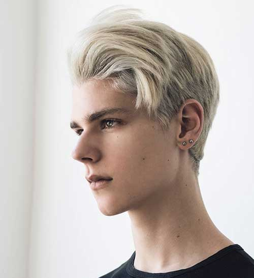 blonde hairstyles for black women : 10 Best Boys with Blonde Hair Mens Hairstyles 2016