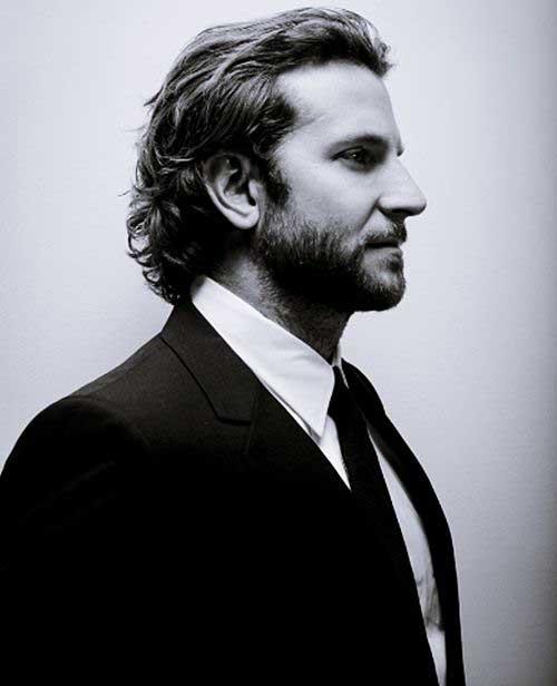 Bradley Cooper Long Haircut Style