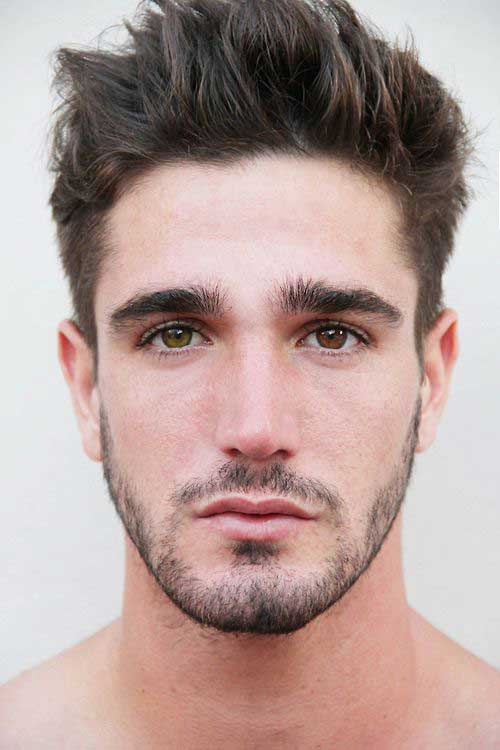 Casual Men Hair Cuts Ideas
