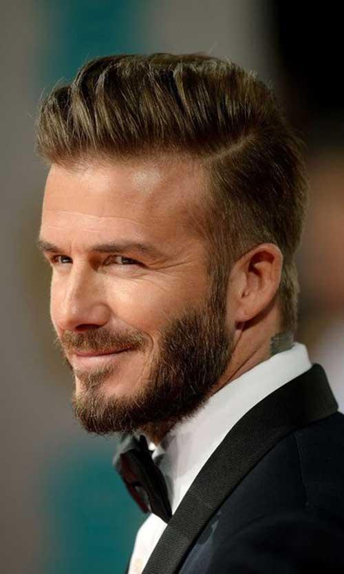 Classical Men Haircuts