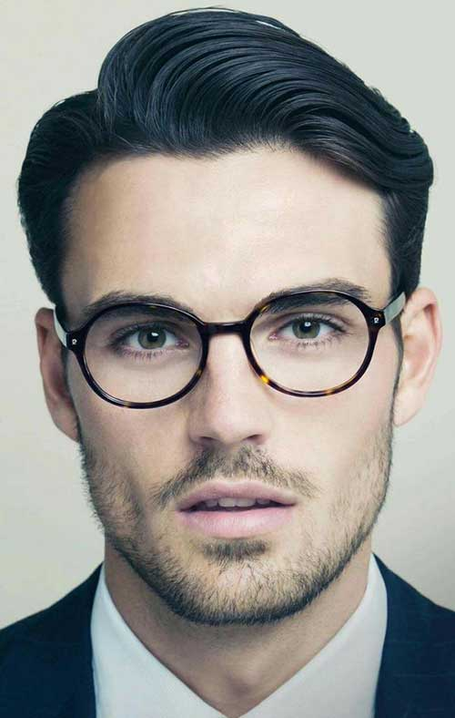 Classy Haircuts For Oval Faces Men