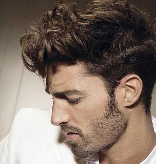 boys haircuts wavy hair - photo #4