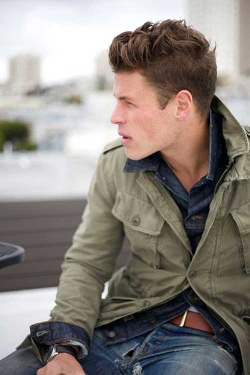 20 Cool Hairstyles For Guys Mens Hairstyles 2018