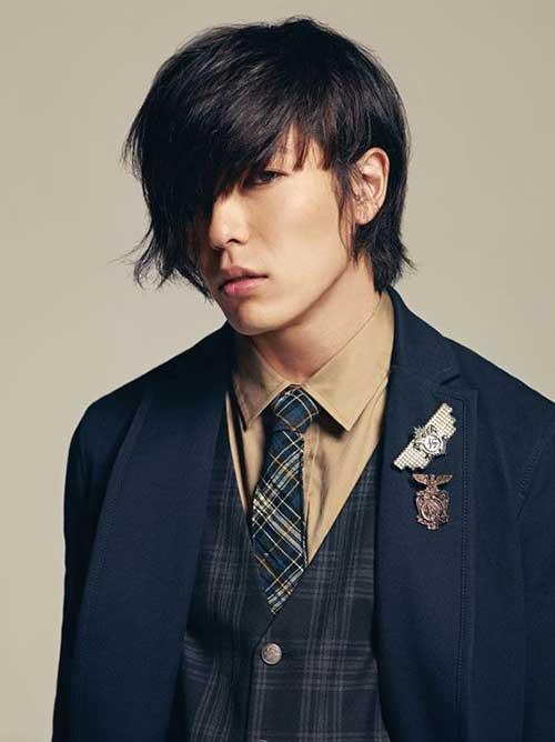 Pleasant 20 New Korean Hairstyles Men Mens Hairstyles 2016 Short Hairstyles For Black Women Fulllsitofus