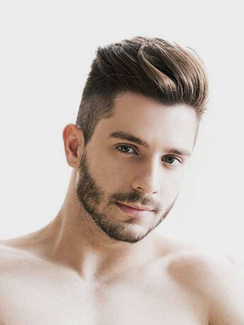Cool Male Short Haircuts