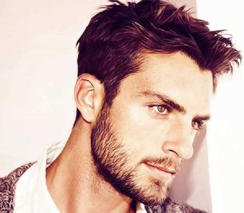 Magnificent 30 Cool Mens Short Hairstyles 2014 2015 Mens Hairstyles 2016 Short Hairstyles Gunalazisus
