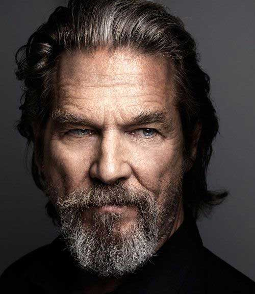 Cool Older Men Medium Hairstyles