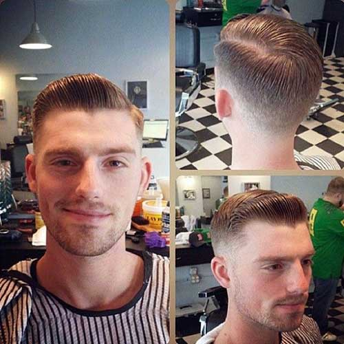 Cool Short Side Haircuts for Guys