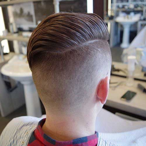 Cool Undercut Combover Haircuts for Guys