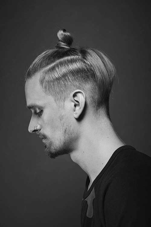 Crazy Mens Top Know Hairstyles