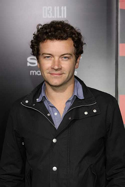 Danny Masterson Hairstyle For Men