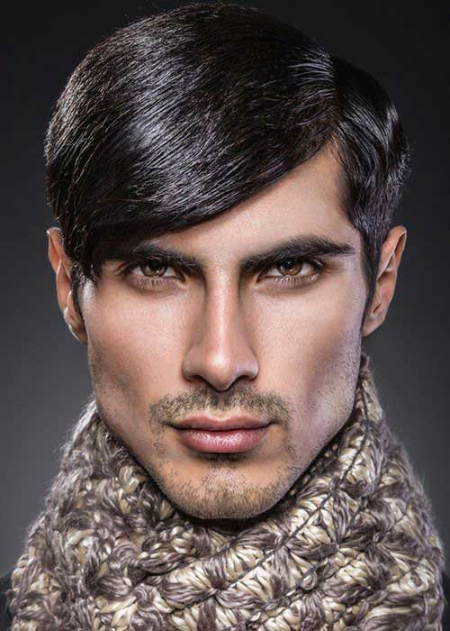 Dark Hair Color for Men