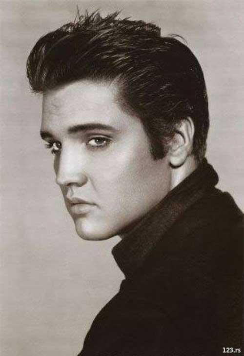 Elvis Presley Mens Haircuts