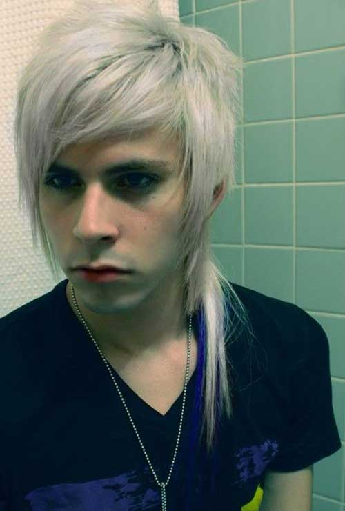 Incredible 10 New Emo Hairstyles For Boys Mens Hairstyles 2016 Hairstyles For Women Draintrainus