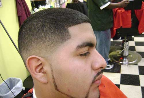 Fade Cut Short Haircuts for Men