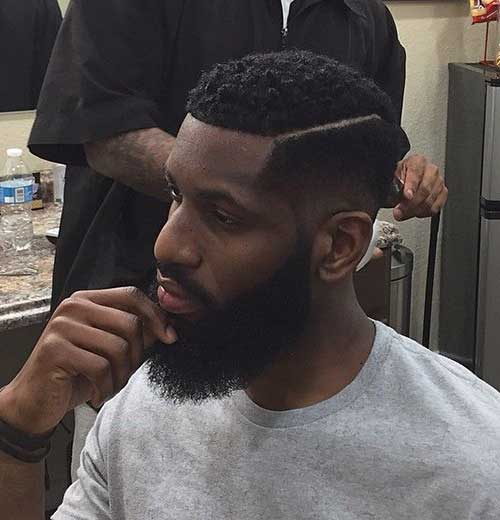15 Hot Fade Haircuts for Black Men