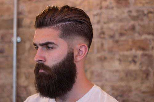 Cool Fade Hairstyles for Medium Hair Men