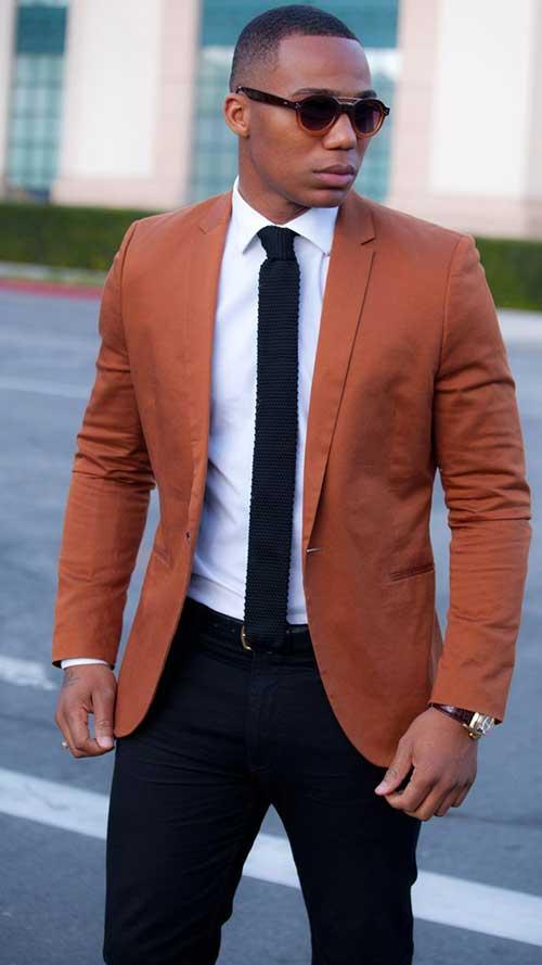 Fashionable Short Haircuts for Black Men