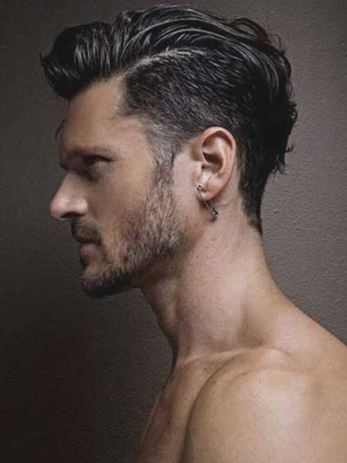Good Hairstyles for Cool Men with Short Hair