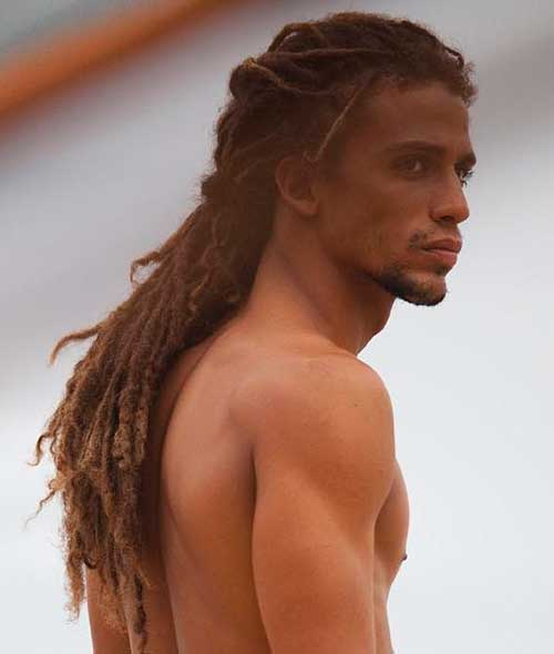 Best Guy with Long Hair