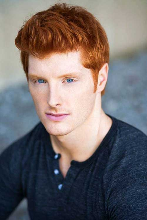 Guy with Red Hair