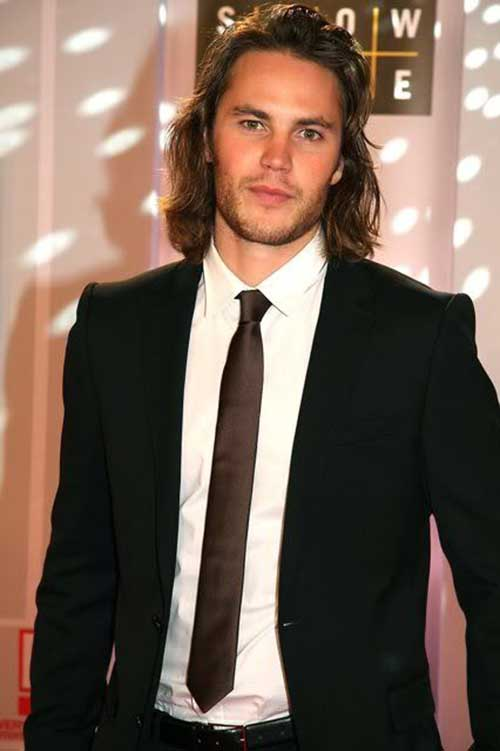 Stylish Guys Long Hairstyles