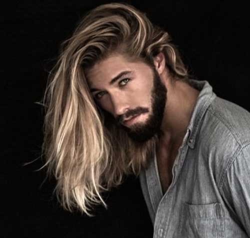 30 Best Guy With Long Hair