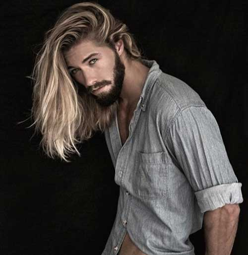 Best Guys with Long Hair