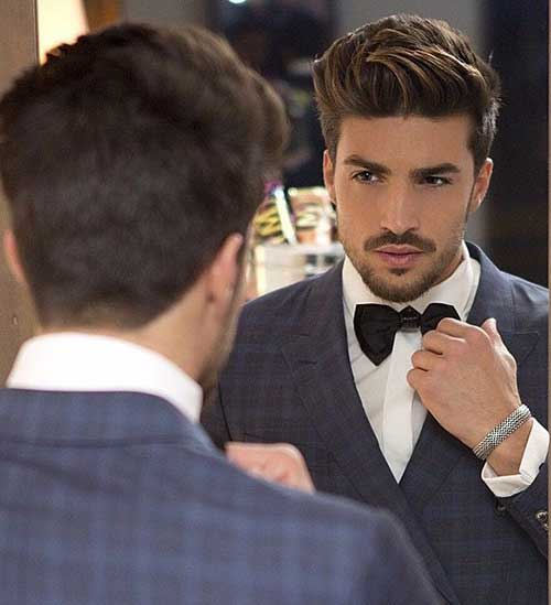 Classy Hairstyle For 2015 Men