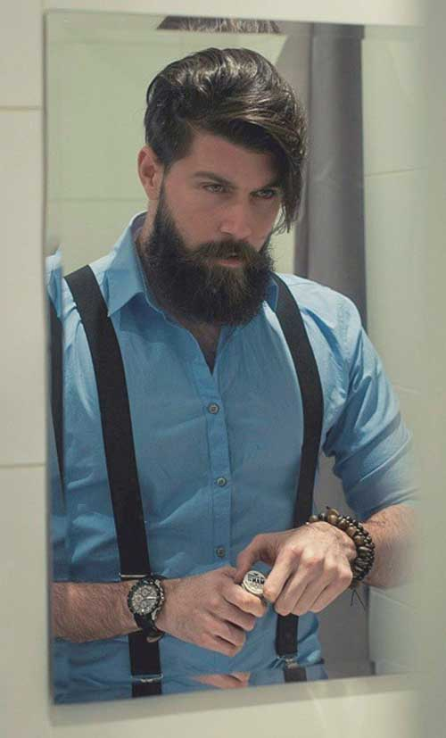 Hipster Men Hairstyle Photos