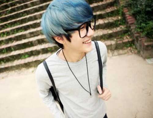 Cool Japanese Hairstyle Men