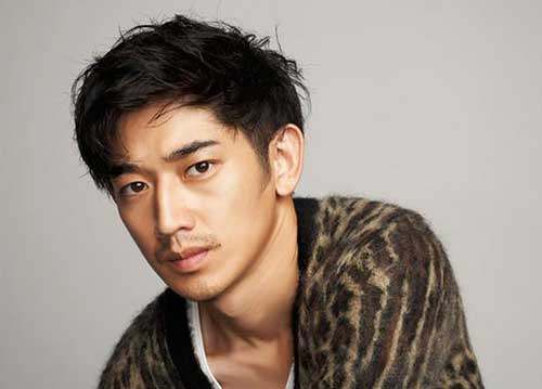 Japanese Men Short Hair Style