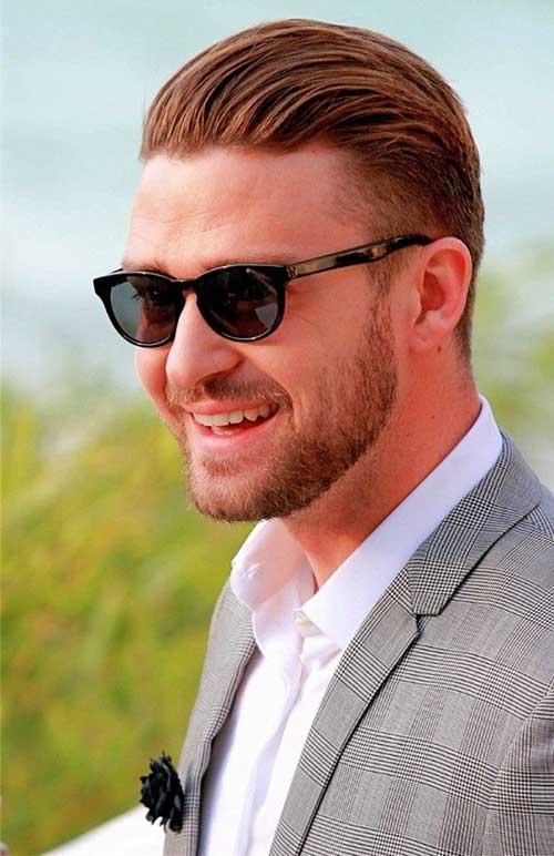 Justin Timberlake Hairstyle 2015