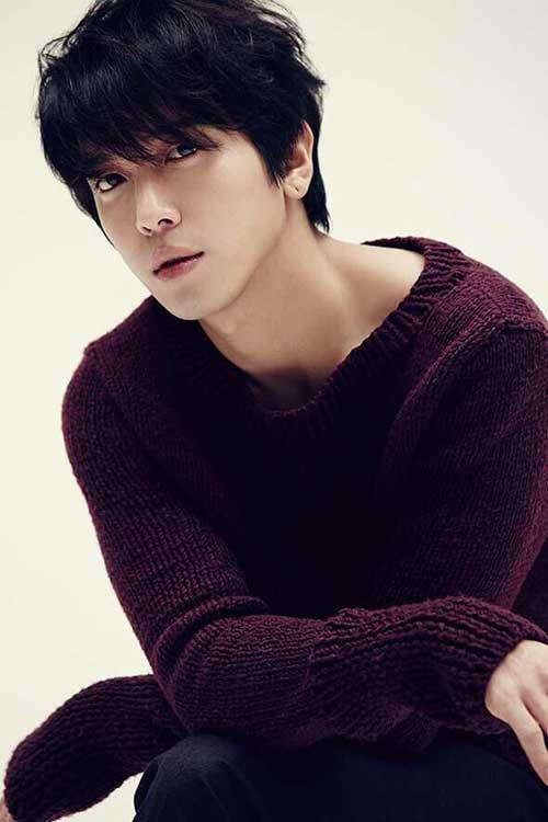 Best Korean Hairstyle Men