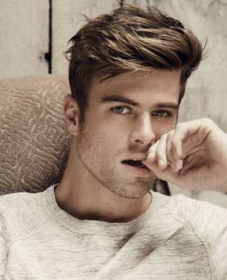 Cool and attractive hairstyles on male celebrities mens 40 cool male hairstyles urmus Images