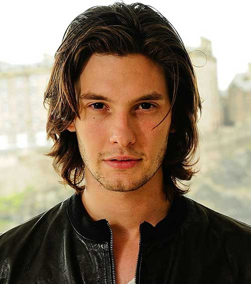 Mens Hairstyle Medium Length: 20 Cool Men Medium Hairstyles