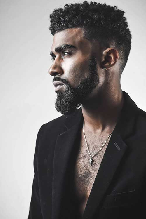 Beards styles for black men - photo#3