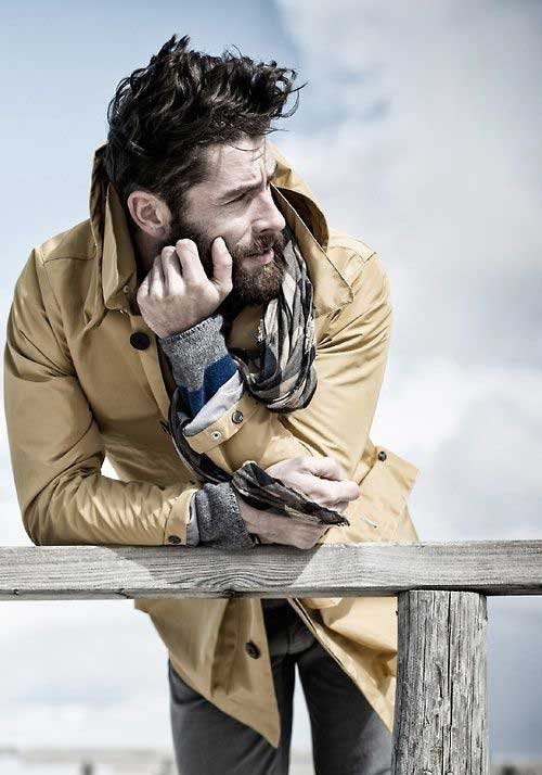 Men Hair Winter Trends