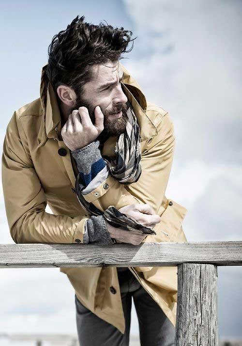 Men Hair Winter Trends