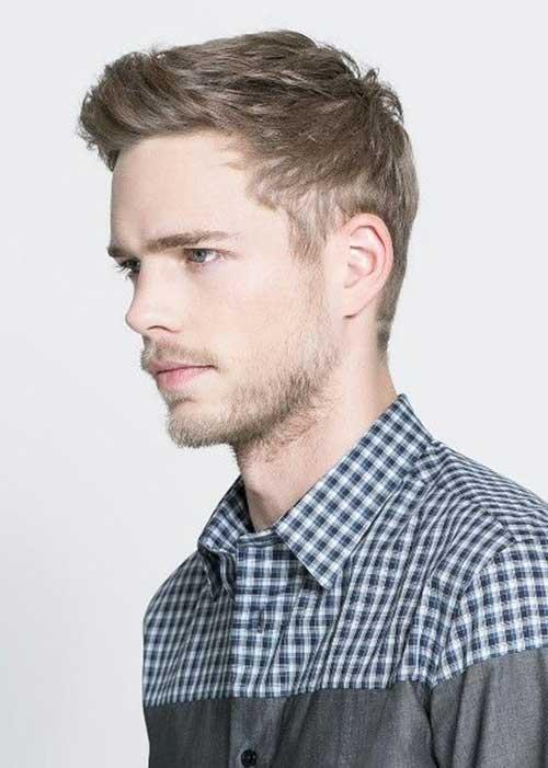 Trendy Men Haircut 2014