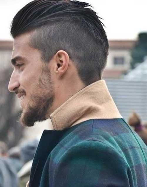 Cool Men Haircuts Back