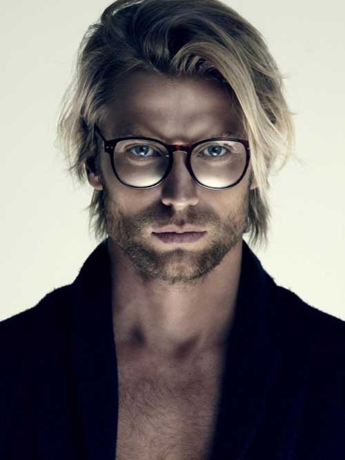 20 Cool Men Medium Hairstyles