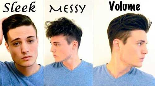 Men Undercut Hairstyles Trends