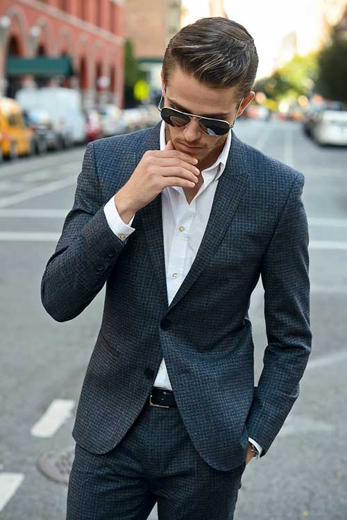 Mens Business Hairstyles 2015