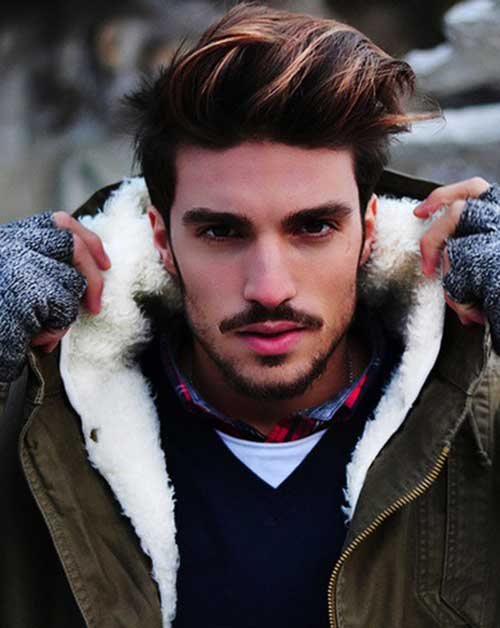 Mens Casual Hair Cuts Trends