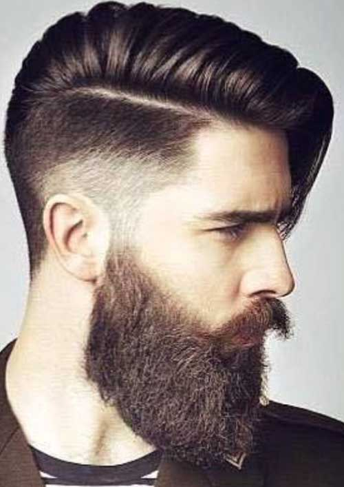 Mens Faded Haircuts Trends